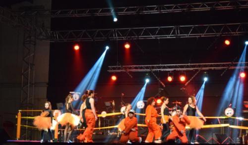 show au festival Arts en Fête